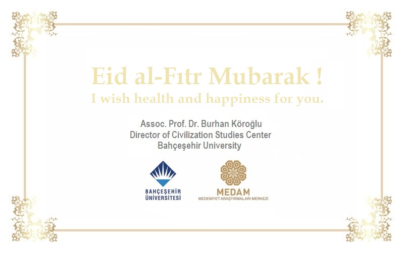 EID AL-FITR GREETING