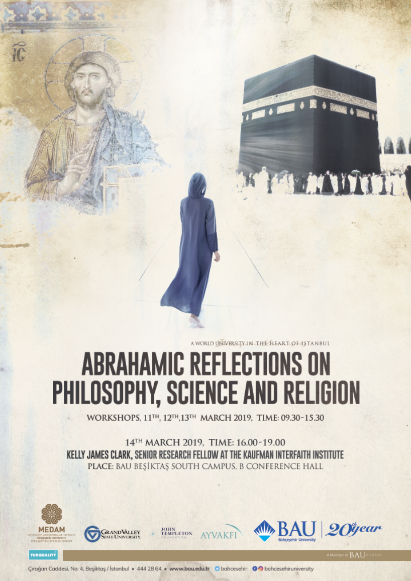 Abrahamic Reflections on Philosophy Science and Religion Workshop and Conferences